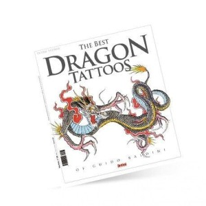 LIBRO THE BEST DRAGON TATTOOS