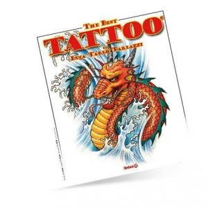 LIBRO THE BEST TATTOOS FOR LUCA