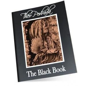 Livre de la pierre de Theo - le livre noir