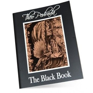Livro da pedra Theo - The Black Book