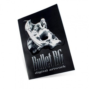 Book designs Bullet BG