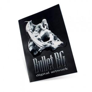 Livre de dessins Bullet BG