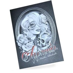 Book designs Insomnia - Natasha Nikitchenko