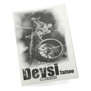 Libro Digital Artwork - Deysi Tattoo