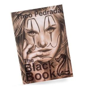Libro disegni pietra Theo - The Black book 2