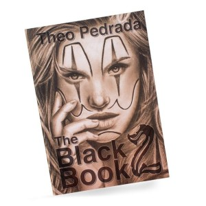 Livre conçoit Pierre Theo - The Black book 2