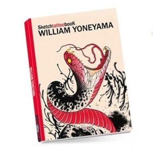 Buch entwirft William Yoneyama