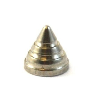 Stahl Kegel Formen Typ B
