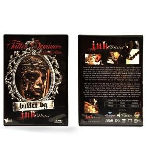 """DVD Seminario-Curso """"Black & White"""" - Bullet BG"""