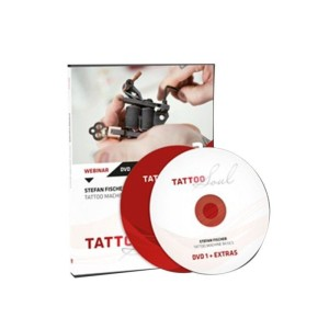 DVD seminar Stefan Fischer (setting tattoo machines)