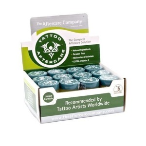 Caja Tattoo aftercare - 24 unid de 20 gr.