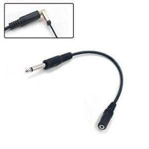 Cable adaptador Jack conv. a mini Jack