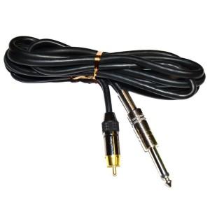Clip-Kabel RCA