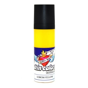 Tinta Skin Colors Lemon Yellow 30 ml.