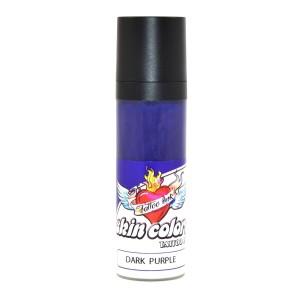 Peau d'encre couleurs foncée violet 30 ml.
