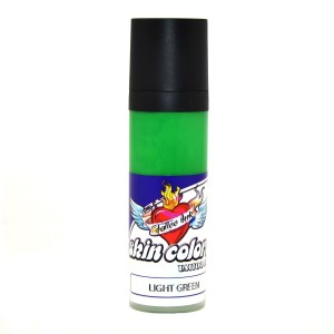 Ink Skin Colors Light Green 30 ml.