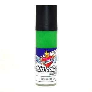 Tinte Haut Farben leuchten grün 30 ml.