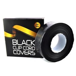 Roll-Ärmel schwarzer Schnur clip