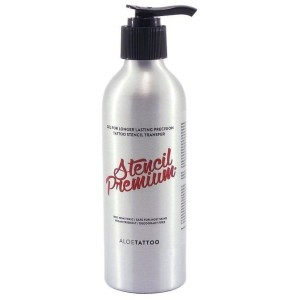 Estêncil Premium do gel 220 ml