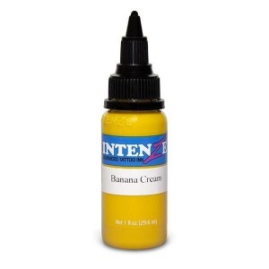 Intenze Banana crema 1oz