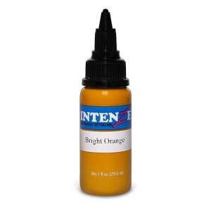 Intenze Bright orange 1oz