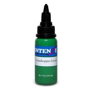 Intenze Grasshopper green 1oz