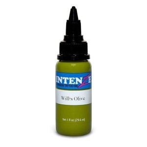 Intenze Wills Olive 1 oz