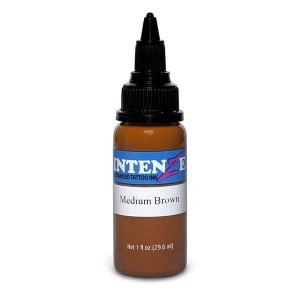 Intenze Medium Brown 1 oz