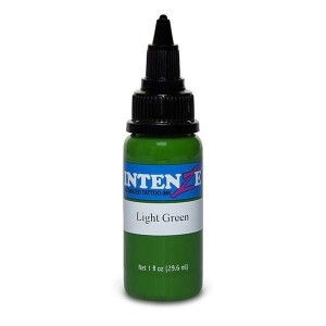 Intenze Light Green 1 oz