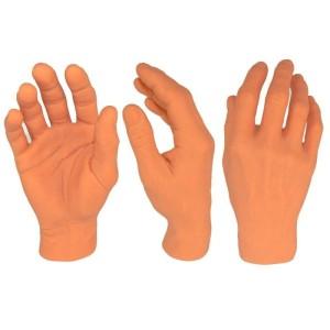 Tatuagem de mão direita do silicone