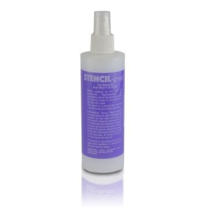 Inkjet Stencils - Prep Spray preparation 8 oz