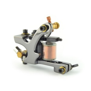Dani Martos Tattoo Machine Strong Line – Espejo