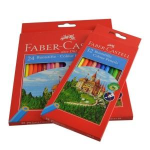 Caja Lápices Color Linea Roja